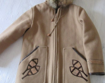 Vintage Northern Sun women's coat / Vintage Coat Woman Northern Sun