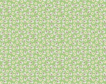 Calico Days by Lori Holt for Riley Blake Designs - C6037 Strawberry Green - 1/2 yard