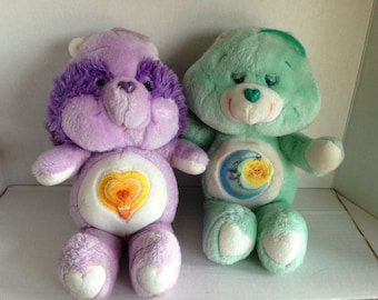 Vintage CareBears and Cousin