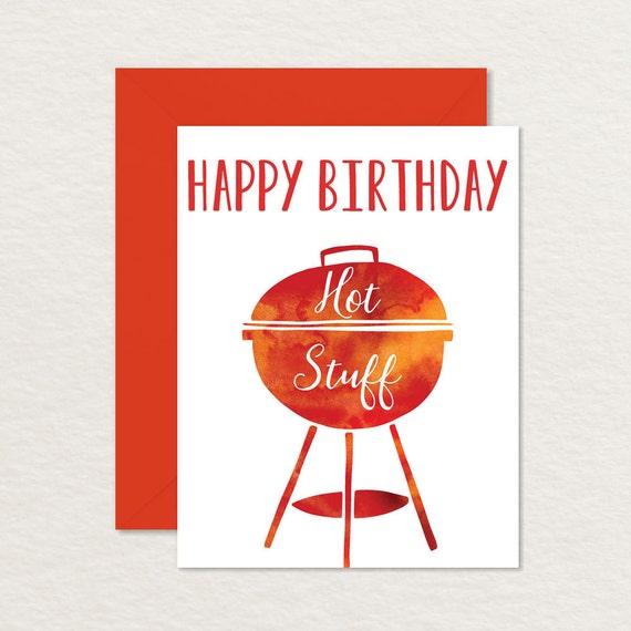 Funny Birthday Card / Printable Birthday Card /Happy Birthday