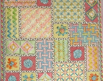 Sweet Treats Needlepoint Basic Kit