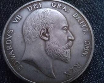 King Edward VII Crown Coin 1903 Restrike
