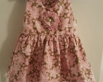 Pink Baby Girl Dresses, Baby clothes, Girls dress, Baby dresses, Little Girl Dresses