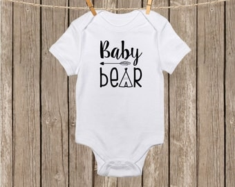 Baby Bear Onesie - Customize Colors