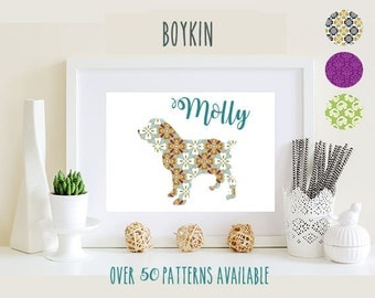 Boykin Spaniel Art