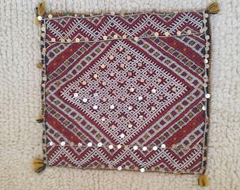 decorative Vintage moroccan berber pillow case