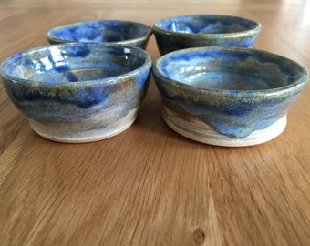 Bridesmaids Gifts / Ceramic Bowls/ Handmade Pottery Bowls / Groomsmen Gifts / Pottery Ring Dishes / Pottery Serving Dishes