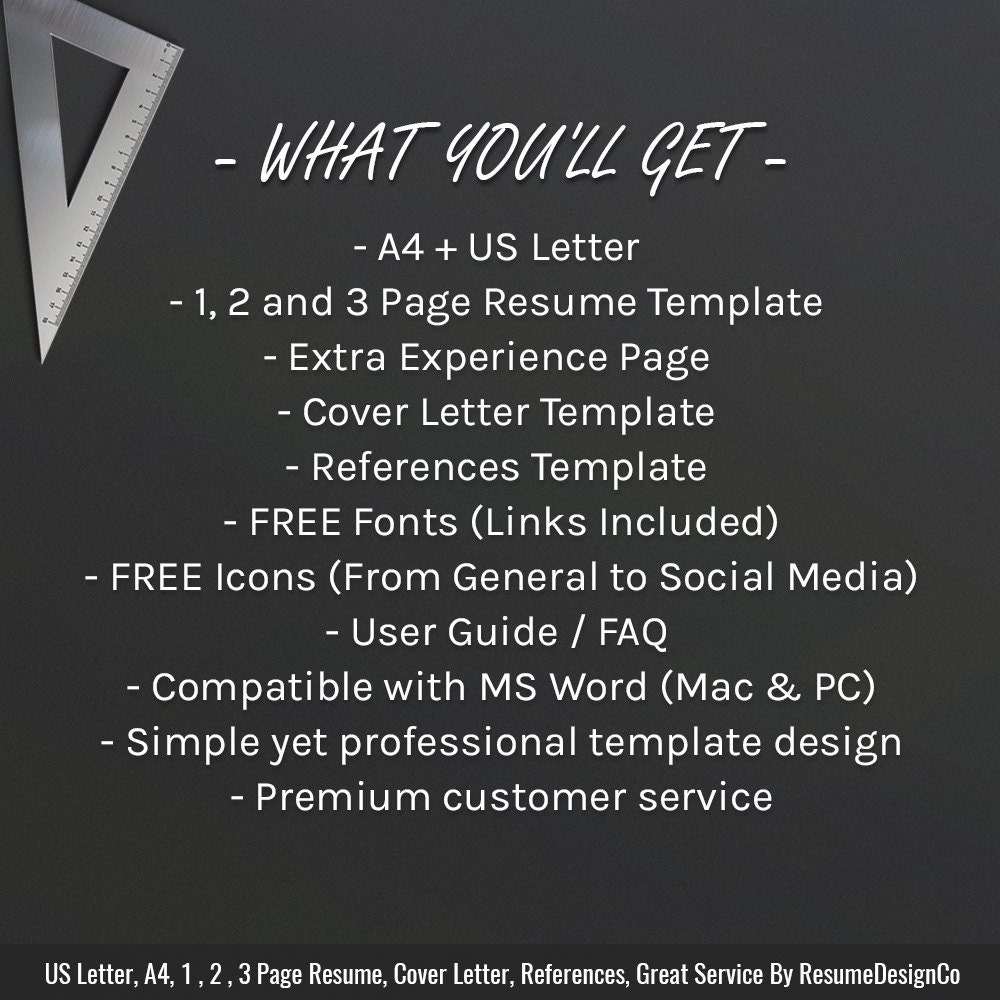 Fantastic 10 Steps To Writing A Resume Thick 1099 Int Template Round 10x13 Envelope Template 13 Birthday Invitation Templates Old 1st Job Resume Samples Purple1st Place Certificate Template Professional Modern Resume Template, CV Template, Cover Letter ..