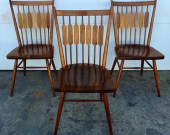 Kipp Stewart for Drexel Dining Chairs