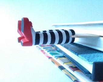 Bookmark Wicked Witch -Wizard of OZ-Original Witch Bookmark