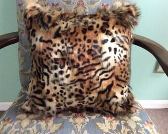Kitty -kitty  pillow