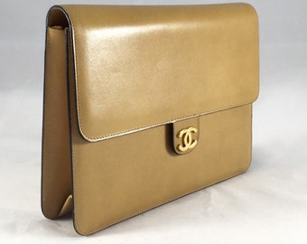 Chanel Bag 2-Way Clutch And Shoulder Bag