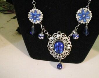 Sparkling Sapphire Set