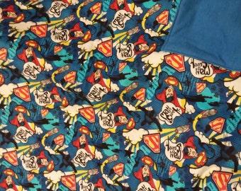 Superman Blanket