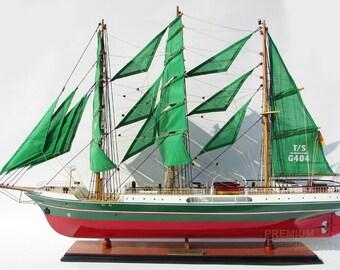 """37"""" Alexander Von Humboldt Model Ship"""