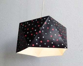 Printable lampshade