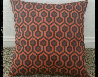 The Overlook Hotel/The Shining Throw Pillow!