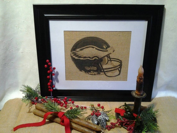 Philadelphia Eagles Helmet NFL Football Sport By