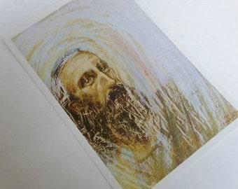 Pop Bogomil, Art Postcard, Lili Dimkova, Artist