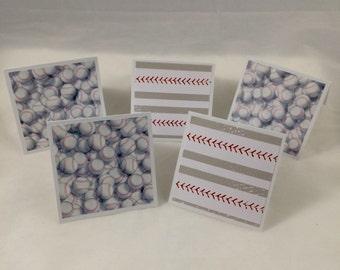 Baseball greeting card set (10)