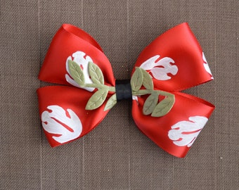 Disney Inspired Lilo Hair Bow