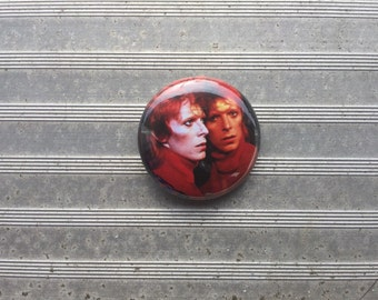 "David Bowie 1"" Button"
