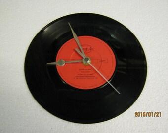 "OMD - ""Joan Of Arc"" Vinyl Record Wall Clock"