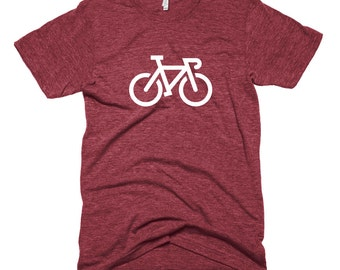 Road Bike Tri-Blend T-Shirt