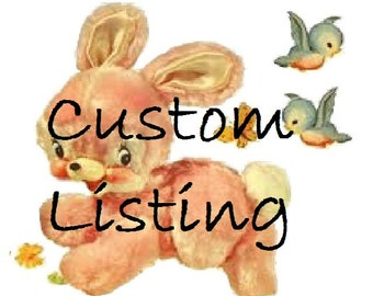 Custom Personalization