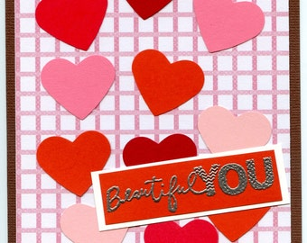 Beautiful You - Blank Inside