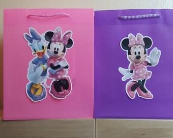 Minnie's Bowtique Favor Bags