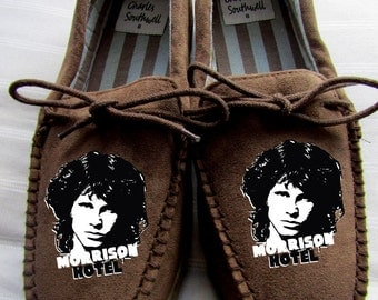 jim morrison Slippers Mens t shirt hoodie legend the doors