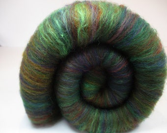 Leaves Wool Batt