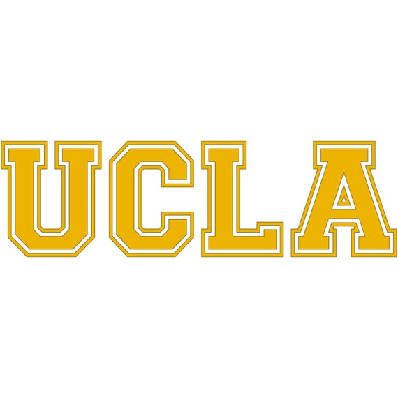 ucla logo coloring pages - photo#18
