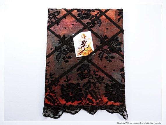 Board Rockabilly style sexy lingerie Board Jewelry Board Board 24 x 30-single piece rockabilly style unique