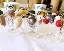 Putitto Series Miniature Hedgehog