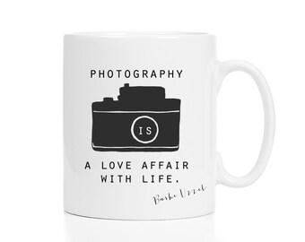 Photography Gifts / Photography Mug / Photographer Gift / Photographer Mug / 11 or 15 oz.