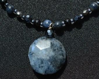 Blue-Jean Necklace