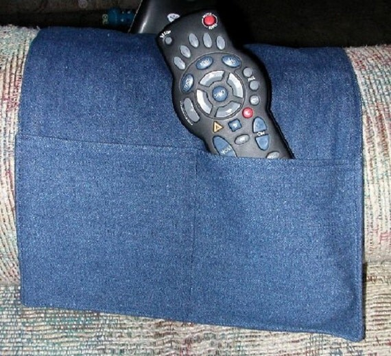 Remote Control Arm Chair Caddy. Cell Phone Gadget by ...
