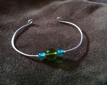 wire bracelet 25