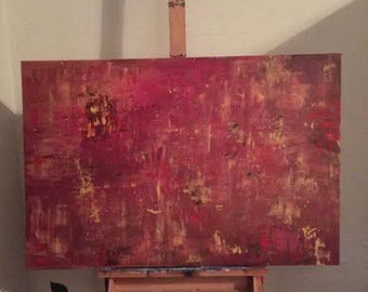Hand Painted Original Abstract