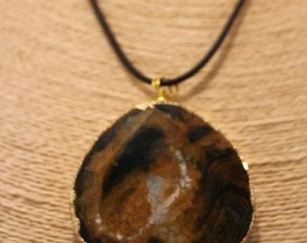Brazilian Agate pendant