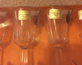 Vintage Sherry and Brandy Glasses