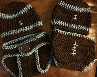 Made to Order: Baby diaper covers and matching hats