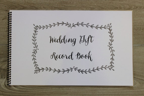 Novel Wedding Gifts