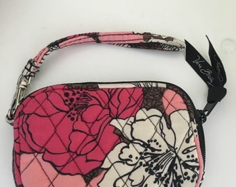Vera Bradley wristlet and coin purse