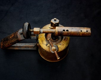 Vintage French Blowtorch