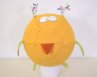 Balloon sleeve OWL air balloon envelope