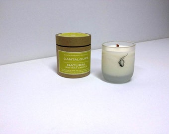 Soy Wax Candle in  Glass