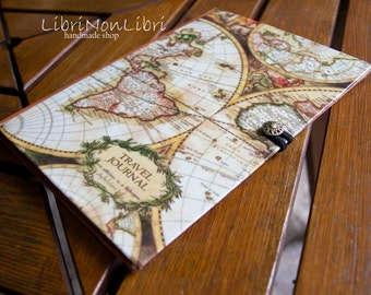 TABLET/KINDLE CASE cover Travel Journal